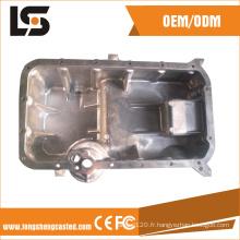 Pièces de moteur de moto carter en aluminium pour moteurs de moto chinois