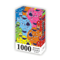Пазлы GIBBON Cat Nap 1000pc Puzzle Хэллоуин