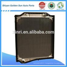 Chine usine de radiateur en aluminium H1130020006A0 Radiateur Assy pour Foton Auman Truck