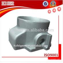 cuerpo de estrangulamiento de fundición de gravedad de aluminio de granallado