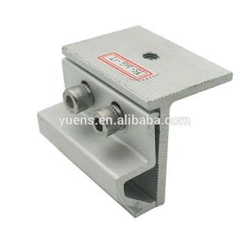 Aluminum Lockseam Clamping Type Solar Panel Rack Solar Products