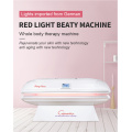 collageen rood infrarood lichttherapie Bed