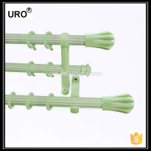 fashion curtain handle rod,aluminum curtain rods