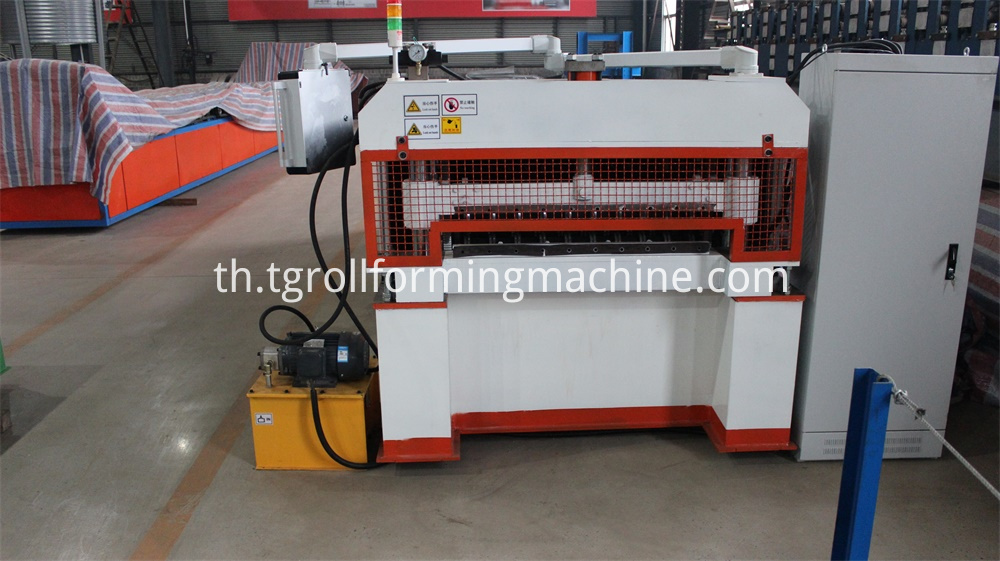 Welded Wire Mesh Roll Forming Machine