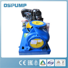 Trailer Mounted irrigation pump cover