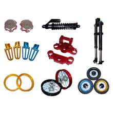 4 Stroke 125CC Dirt Bike Spar Parts