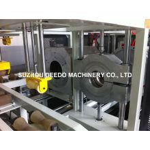 Machine de belling de tuyau pour la ligne en plastique d'extrusion