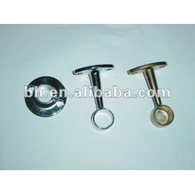 durable iron curtain rod brackets/ holders for curtain rod 25mm and windows & home decor& shower room