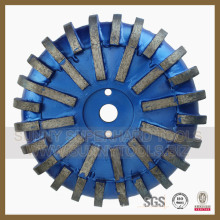 Sunny Creative Design Profile Wheel for Grinding Stone