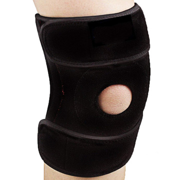 Stretch Breathable Open Patella Stabilizer Kniestütze