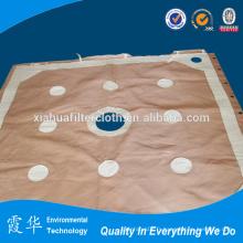 Coussin de ciment tissu hépatique pour filtres
