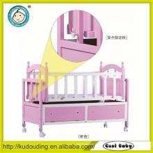 EN1888 high quality frame China baby wooden bed slats