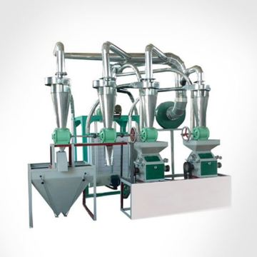 6FTDP-20 meel machine-apparatuur
