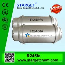 new refrigerant gas R245fa for PU foam ecofriendly