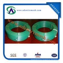 PVC Coated Tie Wire/Plastic Coated Twist Tie Wire