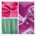100%Polyester Satin Cheapest for Dress Garment Fabric