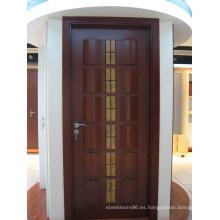 Puerta de madera (HDA-012)
