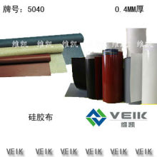 telas recubiertas de silicona con resistencia al calor