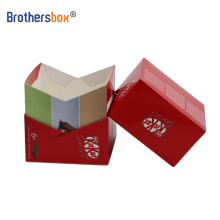 Wholesale custom cardboard printed retail candy packaging display Kraft paper chocolate bar box