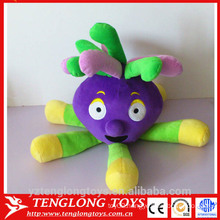 Famous TV show mascot jump jump custom plush toy