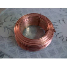 Fil plat en laiton 0,7mmx2mm, 0.9mmx2mm