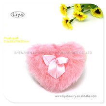 Heart Shape Beauty Puff Professional Manufacturer