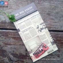 Custom Design Cheap 48k Notepad, Memo Bloco de notas com ferramenta de corte