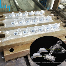 Custom Compression Mold Tool for Silicone Forehead Pad