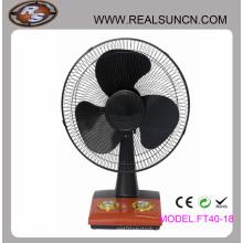 16inch электрический стол вентилятор-черный цвет