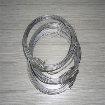 Fil de fer galvanisé à petite bobine