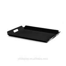 Customized Black Acrylic Tray