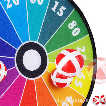 Child Target Safety Ball Cloth Target Toydartboard Ball
