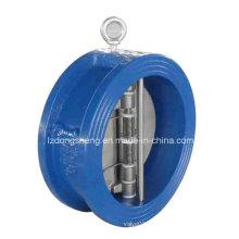 Обратный клапан с двойным запорным вентилем