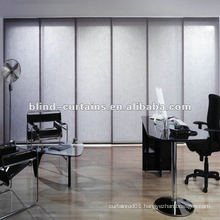Newest Polyester special panels blind
