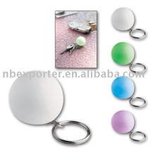 BTEL1290 Mini bola de iluminación de humor con llavero