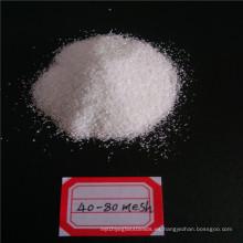 Calidad de arena / sílice de cuarzo para la producción de vidrio