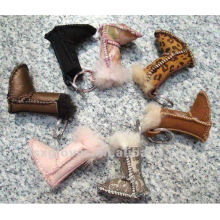 promotional gift keychain boots