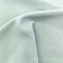 Nuevo tejido de vellón polar cálido de poliéster Gary