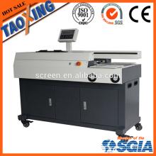 Nuevo diseño hangzhou libro vinculante máquina