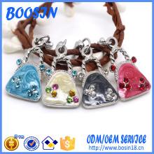 Charme de sac en métal pas cher pour la fabrication de bijoux