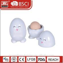 Kunststoff Mikrowellen-Eierkocher