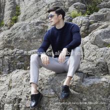 2017 cashmere jacquard men sweater