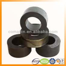 núcleo en forma de anillo inductor mutuo silicio acero CRGO