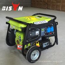 BISON (CHINA) Portable 8500w Gasoline Generator, generador de energía