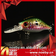 NOEBY new hard lure/45mm 8g/floating fishing crank lures