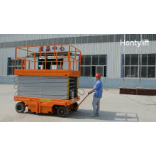 8 m 1T china supplier CE cheap mobile scissor lift hydraulic jacks
