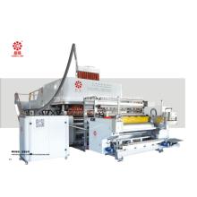 Máquina de película estirable LLDPE completamente automática de 2000 mm de ancho