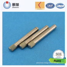 China Factory Lower Price Knurled Pin for Geneator Spare Parts
