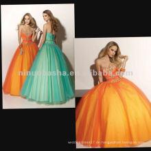 NY-2347 Neuer Entwurf heißes verkaufendes quinceanera Kleid