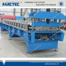 auto control fast roofing sheet machine with PLC galvanized roofing and wall panel